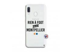 Coque Samsung Galaxy A20e Rien A Foot Allez Montpellier