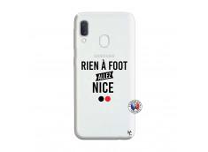 Coque Samsung Galaxy A20e Rien A Foot Allez Nice