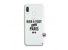 Coque Samsung Galaxy A20e Rien A Foot Allez Paris