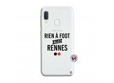 Coque Samsung Galaxy A20e Rien A Foot Allez Rennes