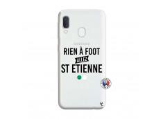 Coque Samsung Galaxy A20e Rien A Foot Allez St Etienne