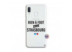 Coque Samsung Galaxy A20e Rien A Foot Allez Strasbourg