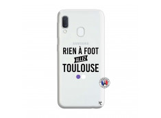 Coque Samsung Galaxy A20e Rien A Foot Allez Toulouse