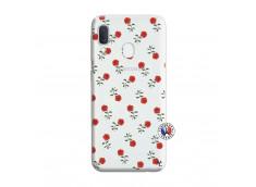 Coque Samsung Galaxy A20e Rose Pattern