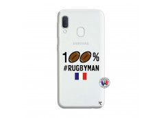 Coque Samsung Galaxy A20e 100% Rugbyman