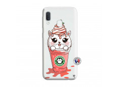 Coque Samsung Galaxy A20e Catpucino Ice Cream
