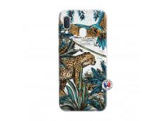 Coque Samsung Galaxy A20e Leopard Jungle