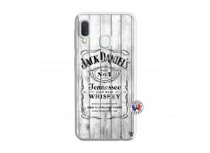 Coque Samsung Galaxy A20e White Old Jack Translu