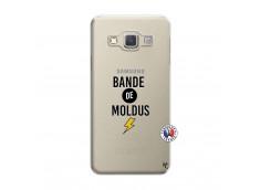 Coque Samsung Galaxy A3 2015 Bandes De Moldus