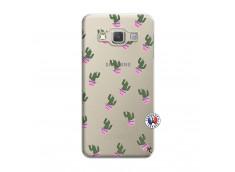 Coque Samsung Galaxy A3 2015 Cactus Pattern