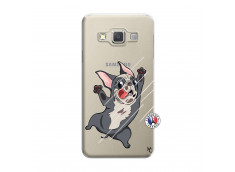 Coque Samsung Galaxy A3 2015 Dog Impact