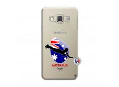 Coque Samsung Galaxy A3 2015 Coupe du Monde Rugby-Australia