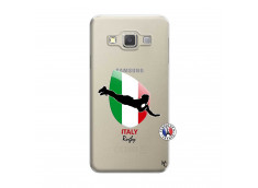 Coque Samsung Galaxy A3 2015 Coupe du Monde Rugby-Italy