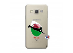 Coque Samsung Galaxy A3 2015 Coupe du Monde Rugby-Walles