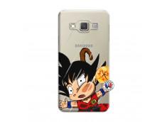 Coque Samsung Galaxy A3 2015 Goku Impact