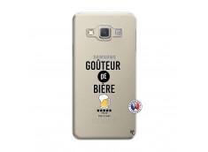 Coque Samsung Galaxy A3 2015 Gouteur De Biere
