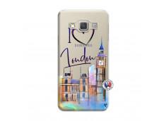 Coque Samsung Galaxy A3 2015 I Love London