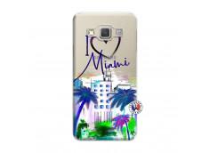 Coque Samsung Galaxy A3 2015 I Love Miami