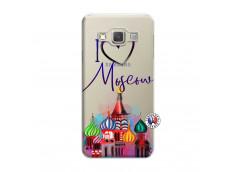 Coque Samsung Galaxy A3 2015 I Love Moscow
