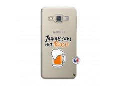 Coque Samsung Galaxy A3 2015 Jamais Sans Ma Rousse