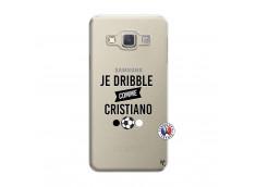 Coque Samsung Galaxy A3 2015 Je Dribble Comme Cristiano