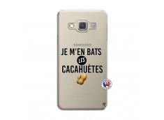 Coque Samsung Galaxy A3 2015 Je M En Bas Les Cacahuetes