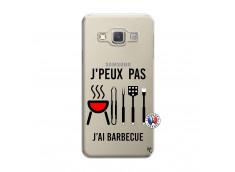 Coque Samsung Galaxy A3 2015 Je Peux Pas J Ai Barbecue