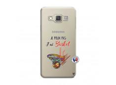 Coque Samsung Galaxy A3 2015 Je Peux Pas J Ai Basket