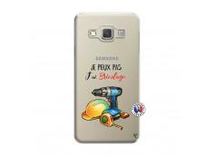 Coque Samsung Galaxy A3 2015 Je Peux Pas J Ai Bricolage