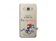Coque Samsung Galaxy A3 2015 Je Peux Pas J Ai Equitation