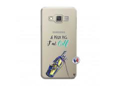 Coque Samsung Galaxy A3 2015 Je Peux Pas J Ai Golf