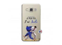 Coque Samsung Galaxy A3 2015 Je peux pas j'ai Judo