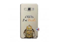 Coque Samsung Galaxy A3 2015 Je Peux Pas J Ai Rando