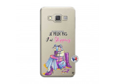 Coque Samsung Galaxy A3 2015 Je Peux Pas J Ai Shopping