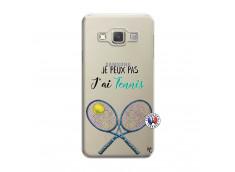 Coque Samsung Galaxy A3 2015 Je Peux Pas J Ai Tennis