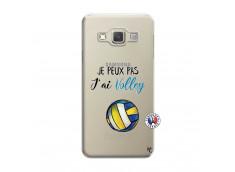 Coque Samsung Galaxy A3 2015 Je Peux Pas J Ai Volley
