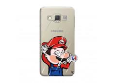 Coque Samsung Galaxy A3 2015 Mario Impact