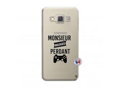 Coque Samsung Galaxy A3 2015 Monsieur Mauvais Perdant