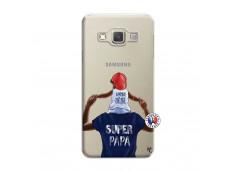 Coque Samsung Galaxy A3 2015 Papa Super Heros