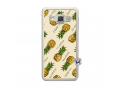 Coque Samsung Galaxy A3 2015 Sorbet Ananas Translu