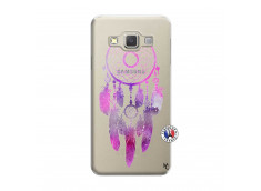 Coque Samsung Galaxy A3 2015 Purple Dreamcatcher
