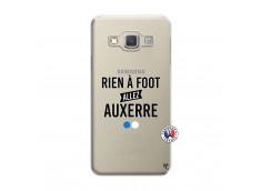 Coque Samsung Galaxy A3 2015 Rien A Foot Allez Auxerre