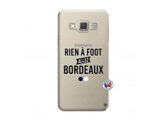 Coque Samsung Galaxy A3 2015 Rien A Foot Allez Bordeaux