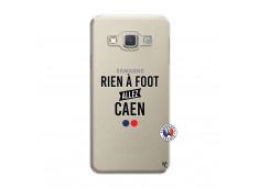 Coque Samsung Galaxy A3 2015 Rien A Foot Allez Caen