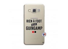 Coque Samsung Galaxy A3 2015 Rien A Foot Allez Guingamp