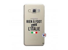 Coque Samsung Galaxy A3 2015 Rien A Foot Allez L'Italie