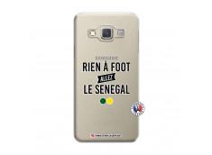 Coque Samsung Galaxy A3 2015 Rien A Foot Allez Le Senegal