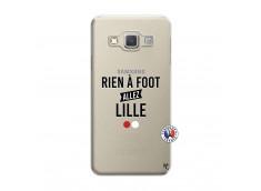 Coque Samsung Galaxy A3 2015 Rien A Foot Allez Lille