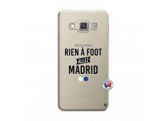 Coque Samsung Galaxy A3 2015 Rien A Foot Allez Madrid