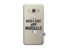 Coque Samsung Galaxy A3 2015 Rien A Foot Allez Marseille
